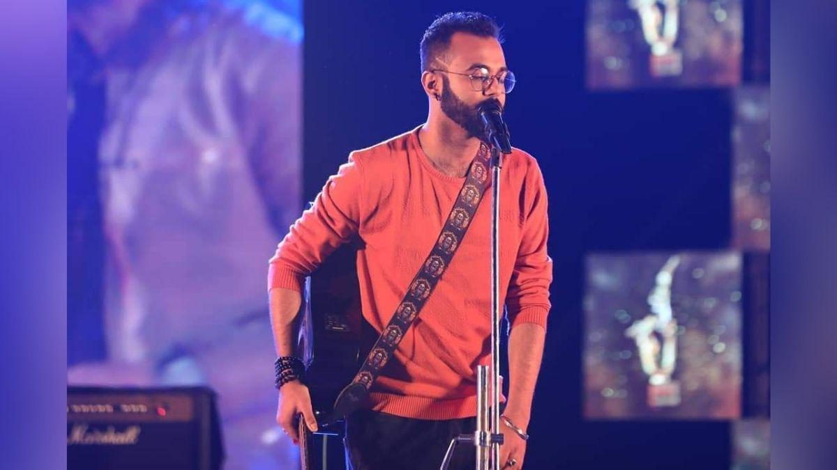 Musician Bishal Sharma