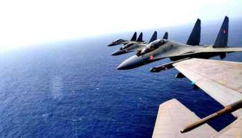 Indian, US forces conclude 2-day exercise with high tempo Naval ops