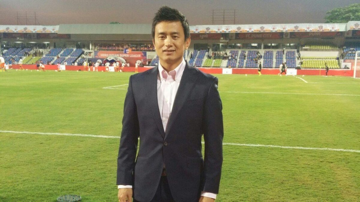 Who tarnished Bhaichung Bhutia's image? His own statements or the protesters?