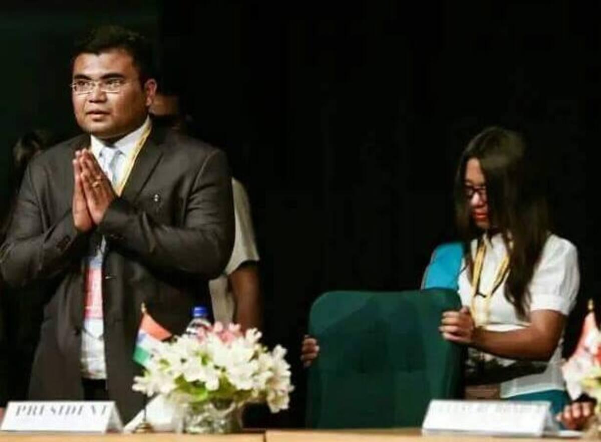Manipur: 'Conman' Kangujam Kanarjit formally arrested in oxygen concentrator case