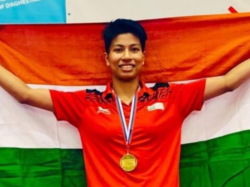 Lovlina Borgohain qualified for Tokyo Olympics