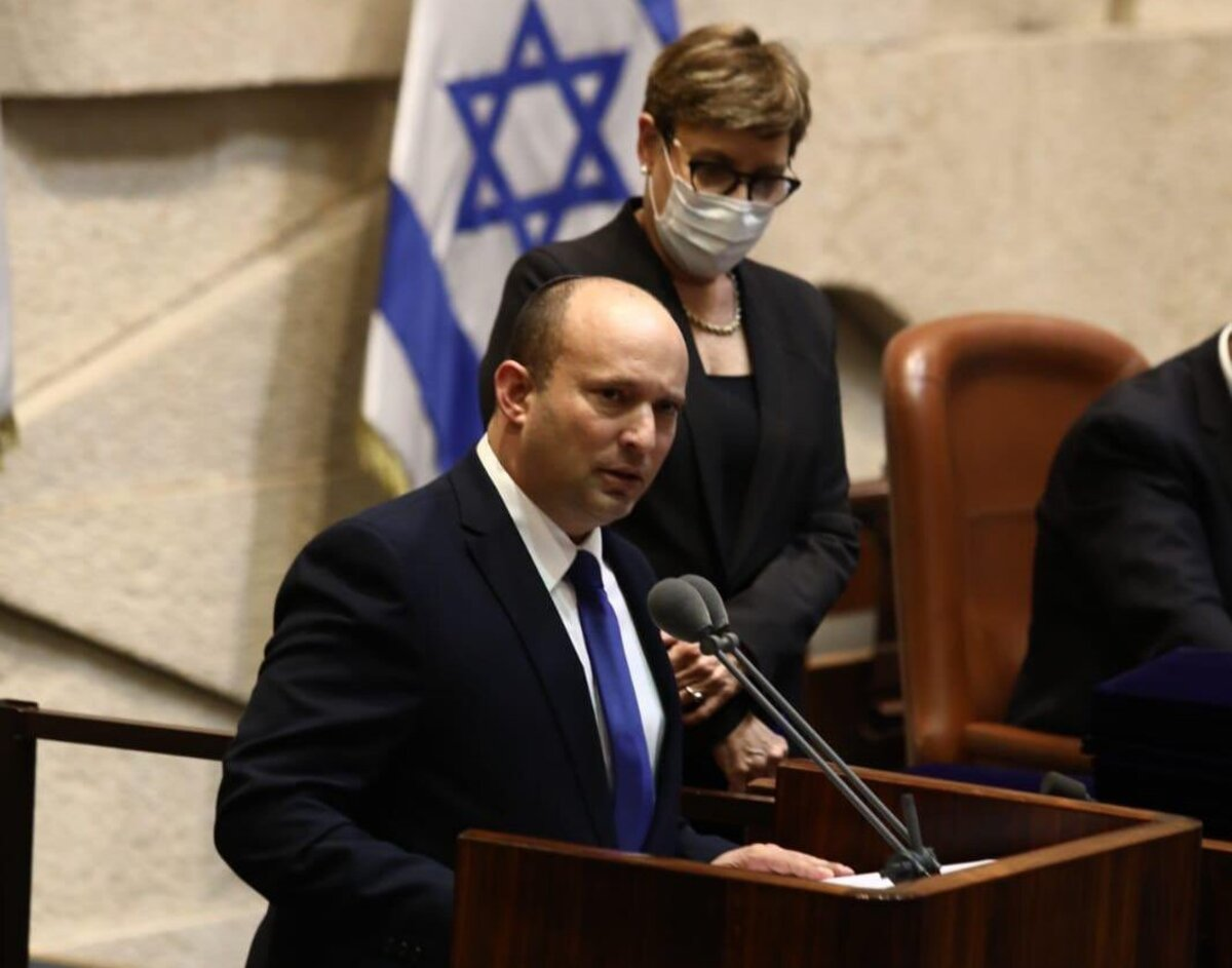 New Israel government vows change, but not for Palestinians