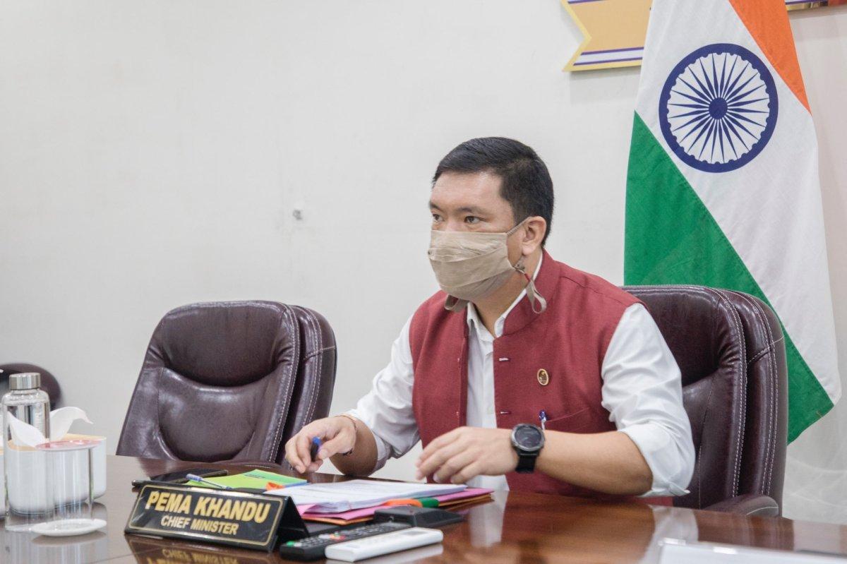Need for scientific drainage master plan in Itanagar Capital Region: Arunachal CM