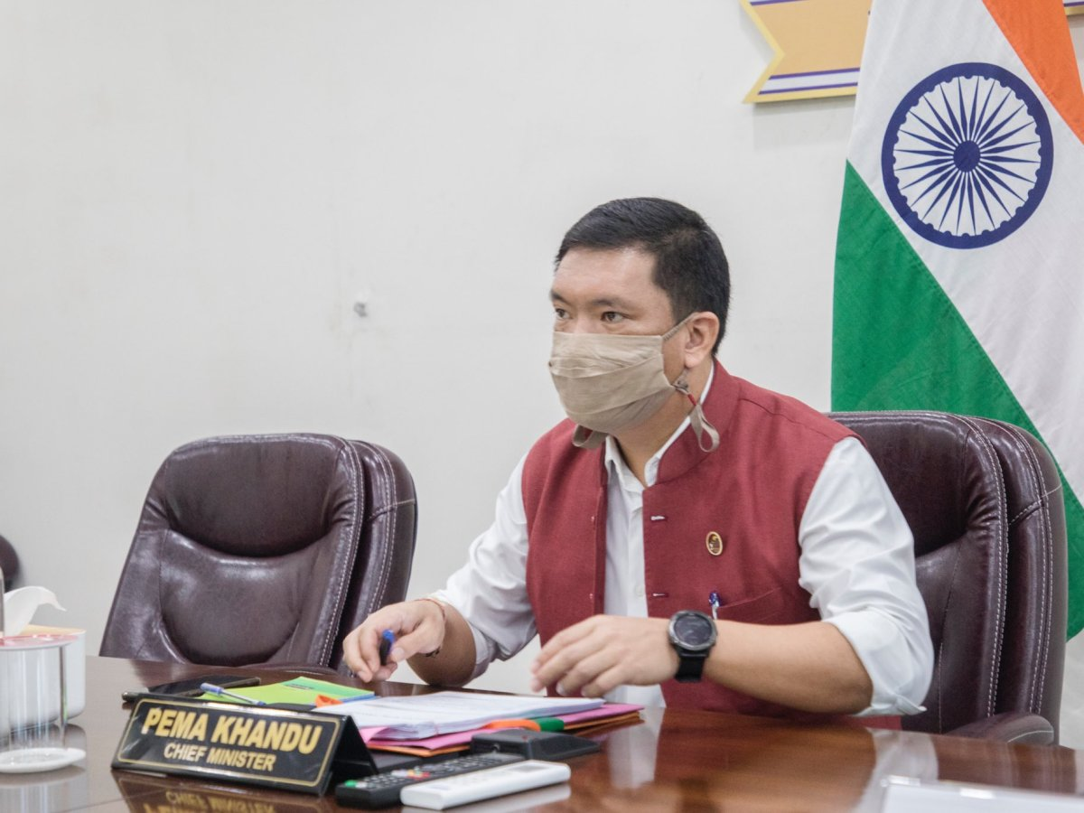 Khandu urges Centre for extending area under oil palm cultivation in Arunachal