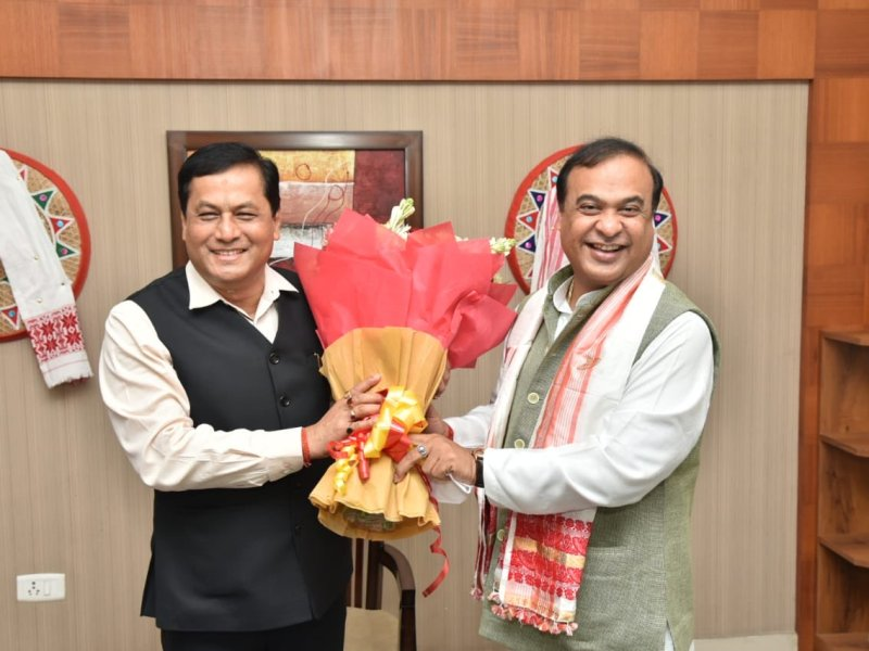 Sarbananda Sonowal will be given new responsibility by BJP: Assam CM