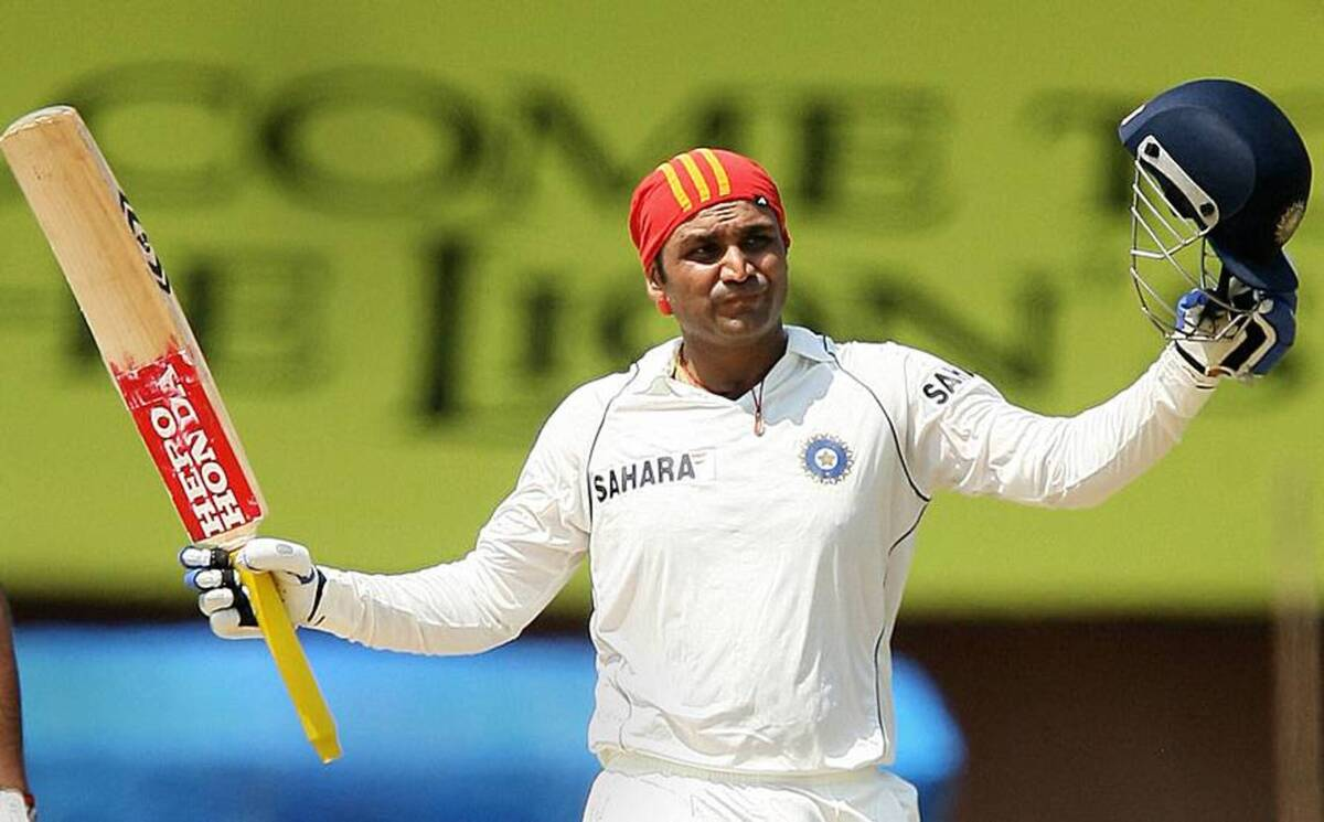 Cricketer Virender Sehwag launches website on AI-based cricket coaching