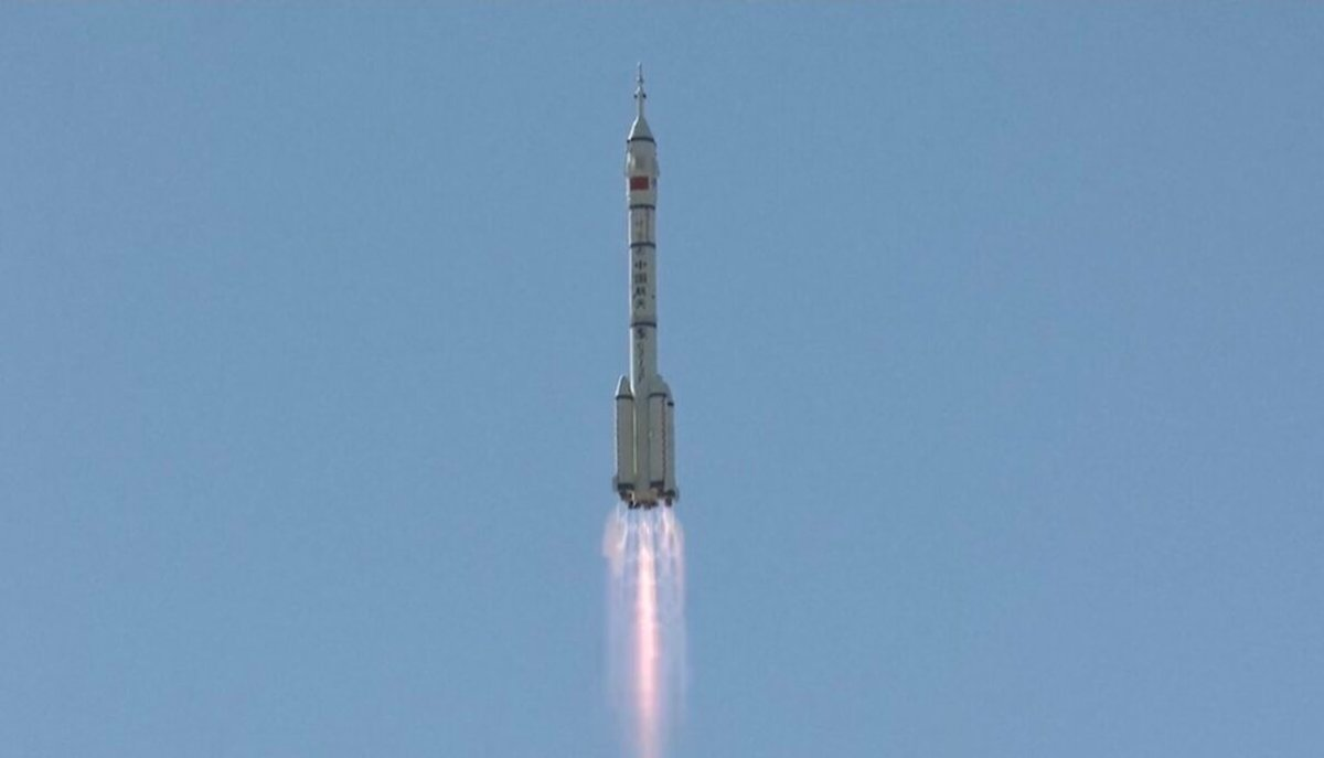 China successfully launches first crewed mission for new space station