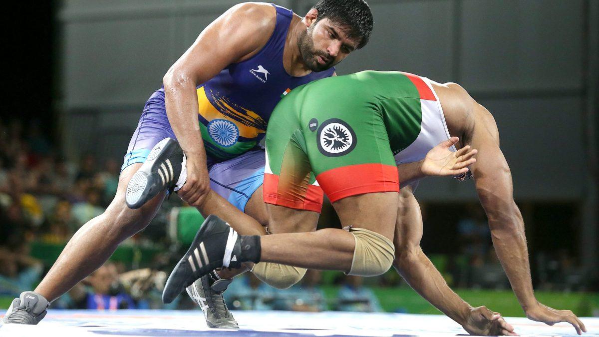 Olympic-bound wrestler Sumit Malik fails dope test