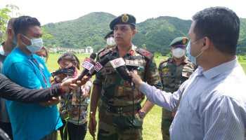 Manipur: More than 30 lakh tree saplings planted by Assam Rifles