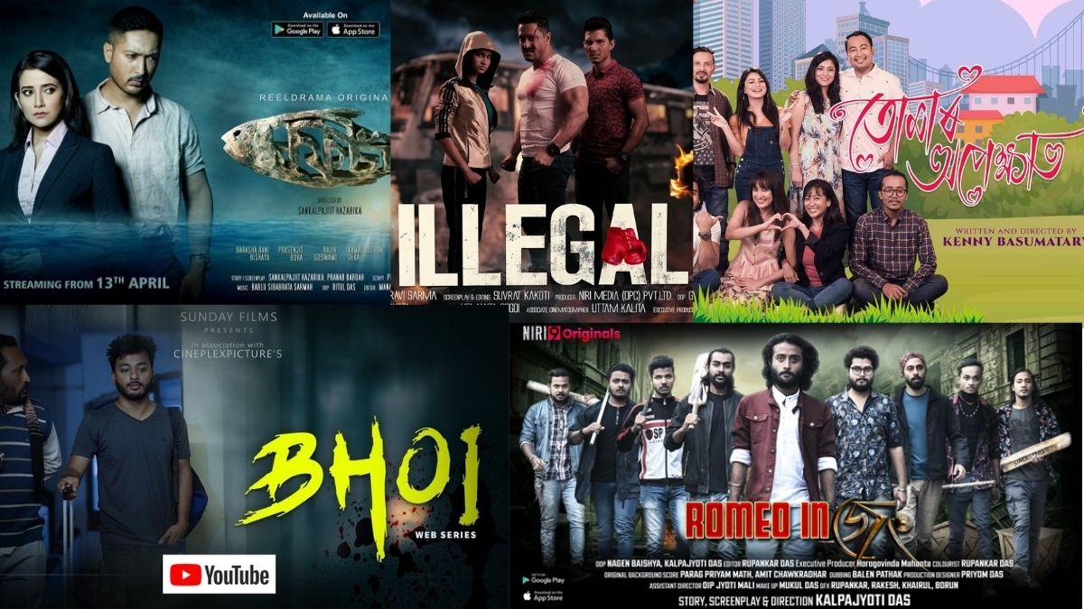 5 Assamese net sequence setting the development for new-age storytelling