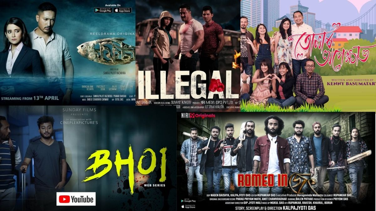 5 Assamese web series setting the trend for new-age storytelling