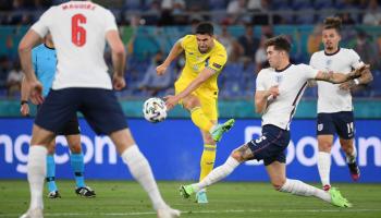Euro Cup 2020: Ukraine vs England