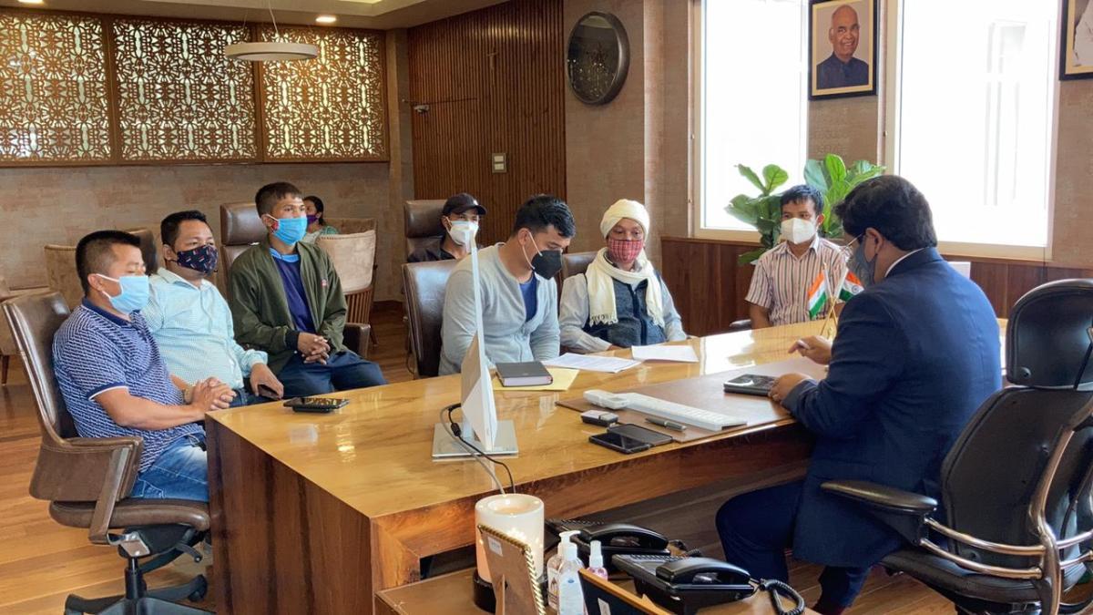 Scrap Umngot Hydro Electric Project: JAC to Meghalaya CM