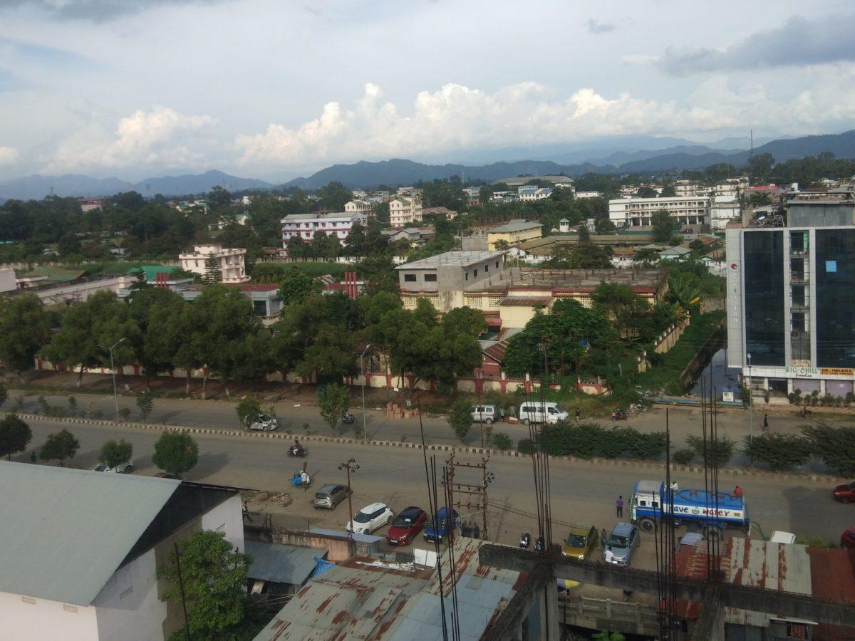 Manipur curfew/lockdown