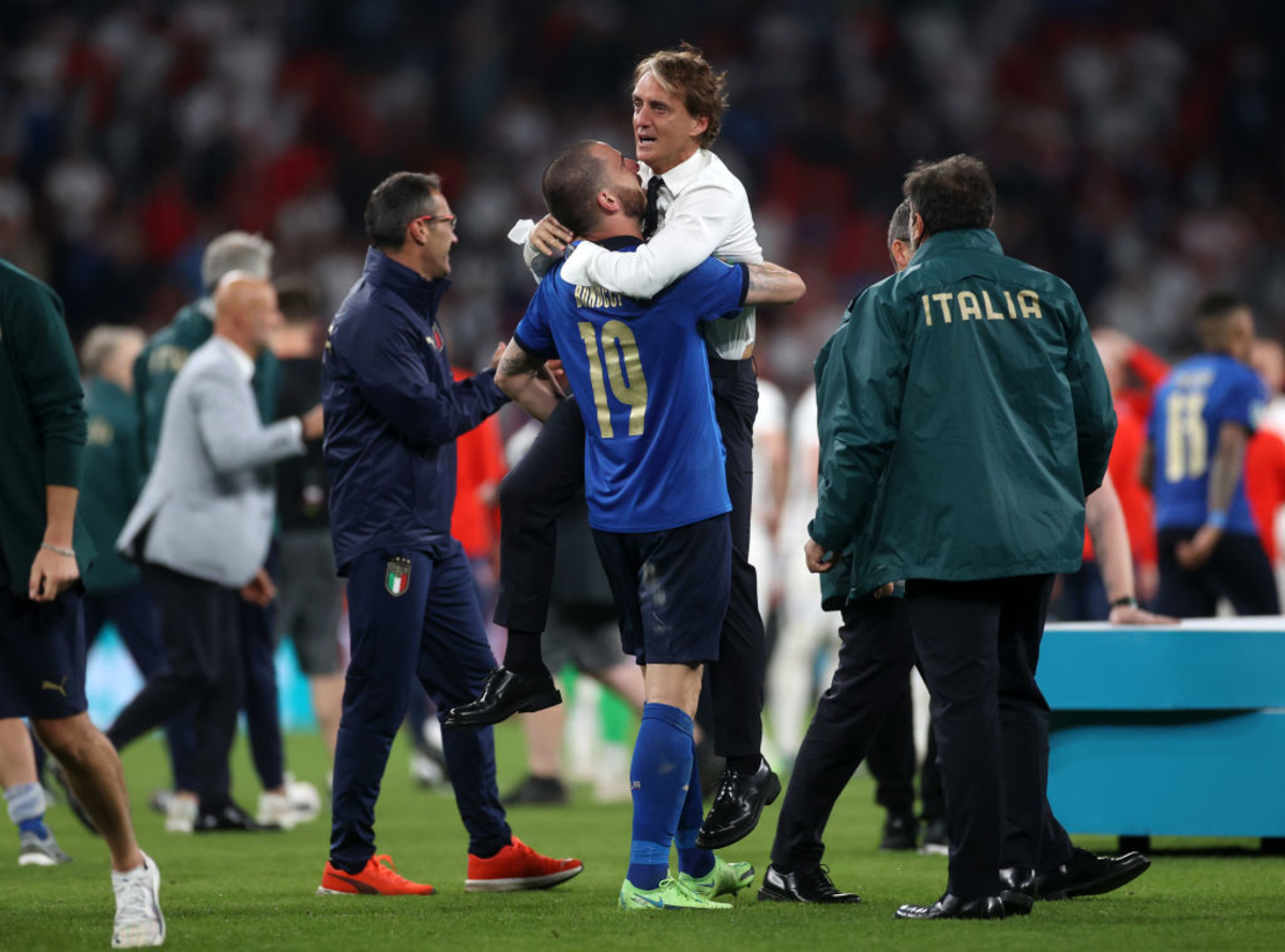 Italy England Euro 2020