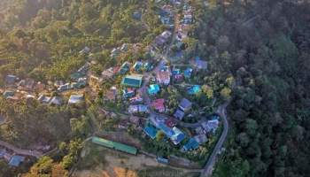Tripura to get its first paragliding site at Jampui Hills