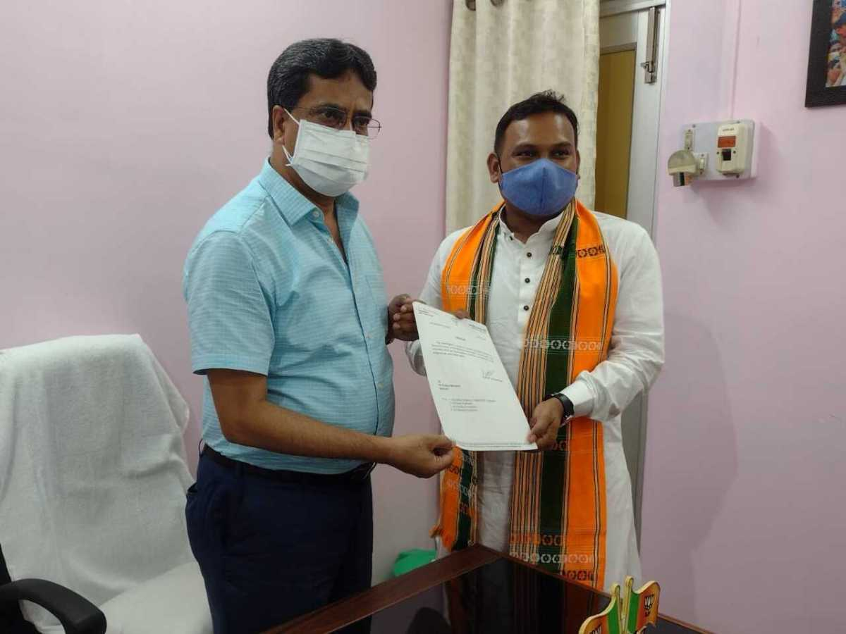 Amid growing rift in Tripura BJP, Kishor Barman appointed general secretary