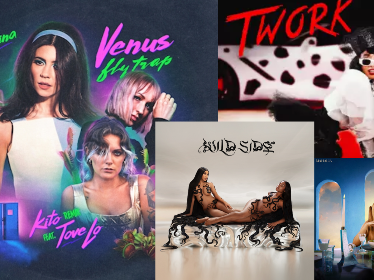 New music Saturday: Latest releases from Normani, Mabel and Mahalia