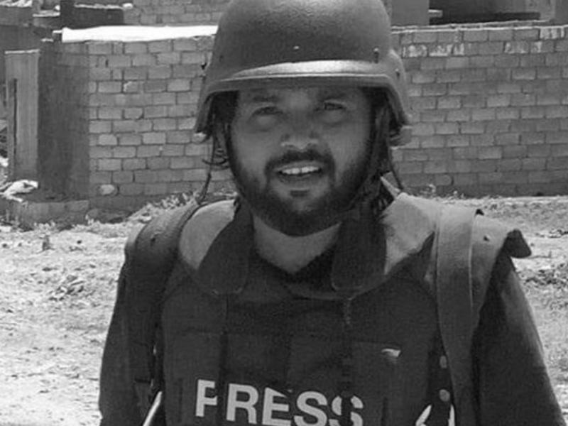 Pulitzer-winning Indian photojournalist Danish Siddiqui killed in Afghanistan