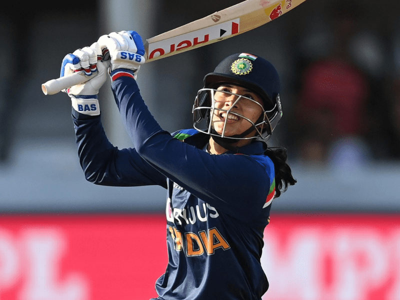 Happy Birthday Smriti Mandhana! A few interesting facts about the cricketer