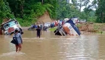 Tripura rains