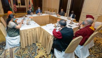 Blinken's meeting with Dalai Lama representatives riles China