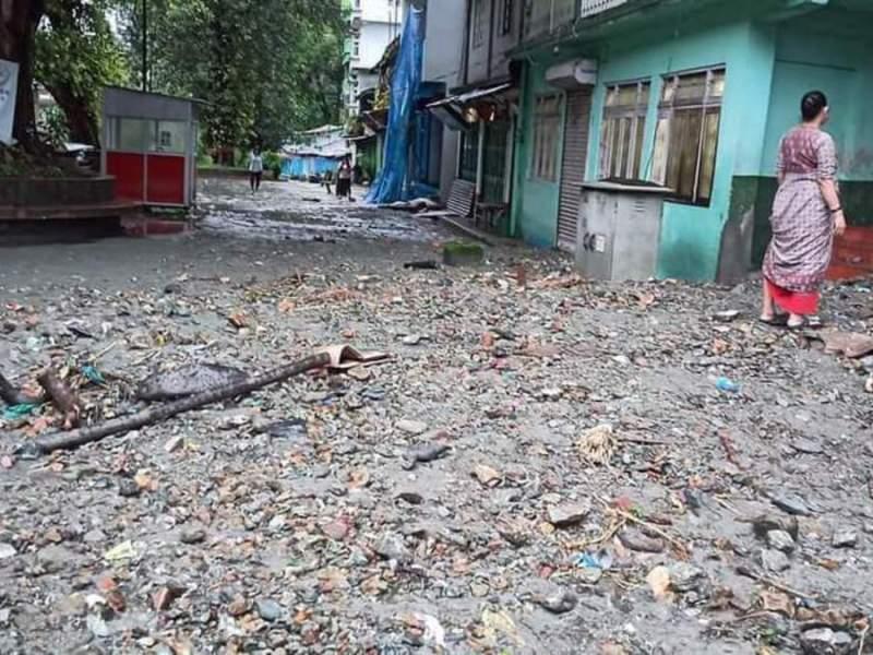 Sikkim landslide