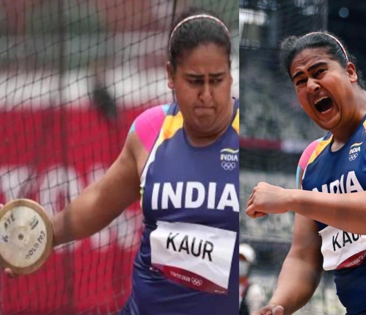 Tokyo 2020: Impressive Kamalpreet Kaur finishes 2nd in discus qualification to make finals