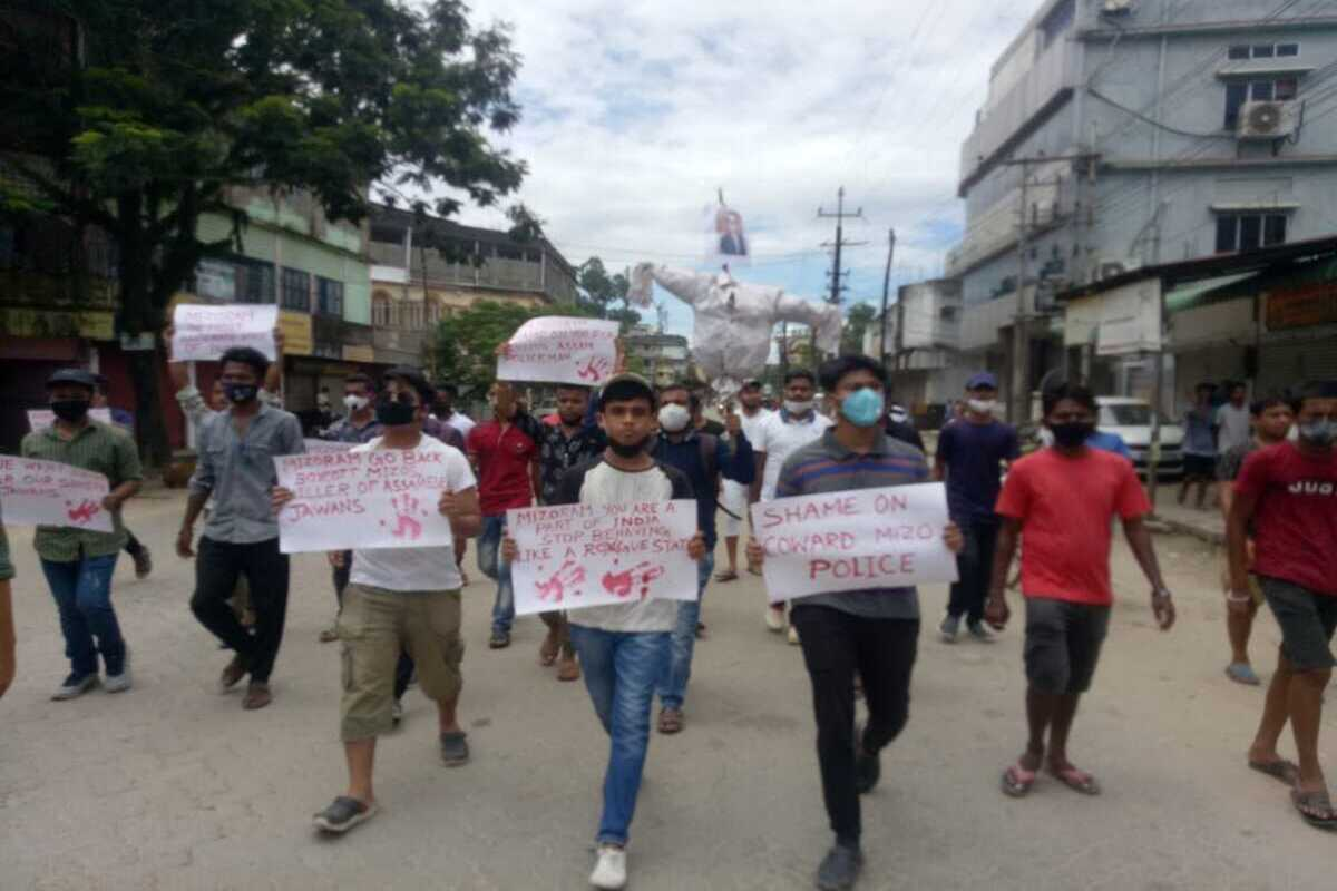 The Barak Valley bandh affected normal life in the three districts as all business establishments remained closed.