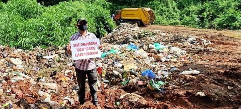 To save Deepor Beel & Boragaon from Guwahati's garbage, it seems, we must destroy Chandrapur & Pobitora Wildlife Sanctuary.