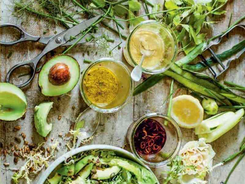 5 easy, healthy homemade salad dressings you can make in minutes