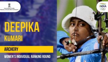 Tokyo Olympics - Archery: Deepika Kumari ninth in ranking round; Koreans dominate