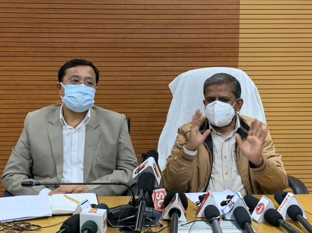 97 of 98 samples test positive for COVID-19's Delta Variant in Sikkim