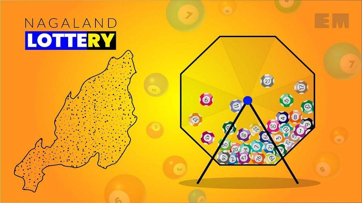 Nagaland Dear Padma Lottery result today