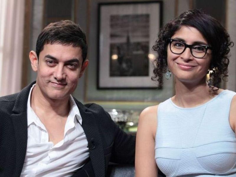Throwback at Aamir Khan & Kiran Rao's 15 years of marriage