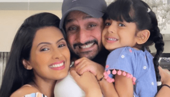Harbhajan Singh, Geeta Basra 'blessed with a baby boy'