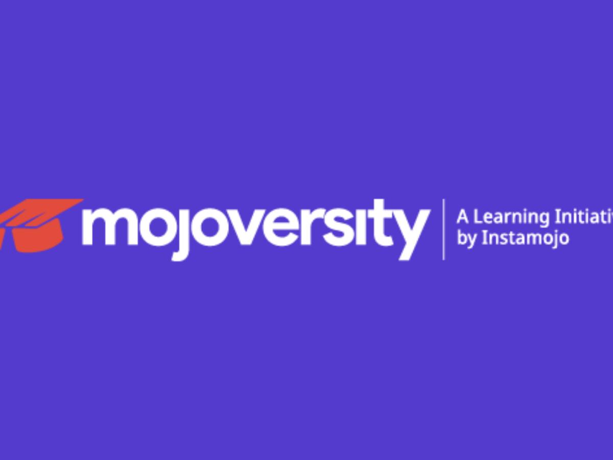 mojoVersity - The 1st Indian learning platform for entrepreneurs