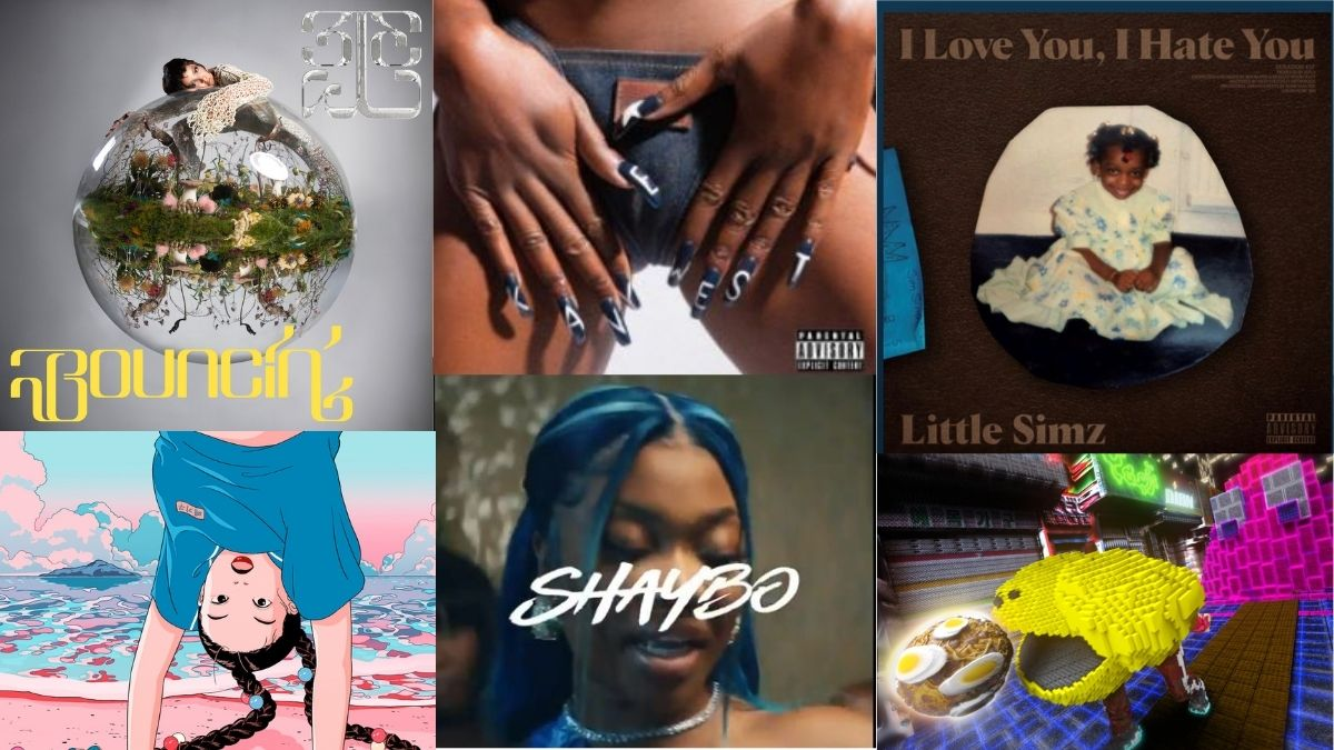 New songs Saturday: Take a look at this week's music releases