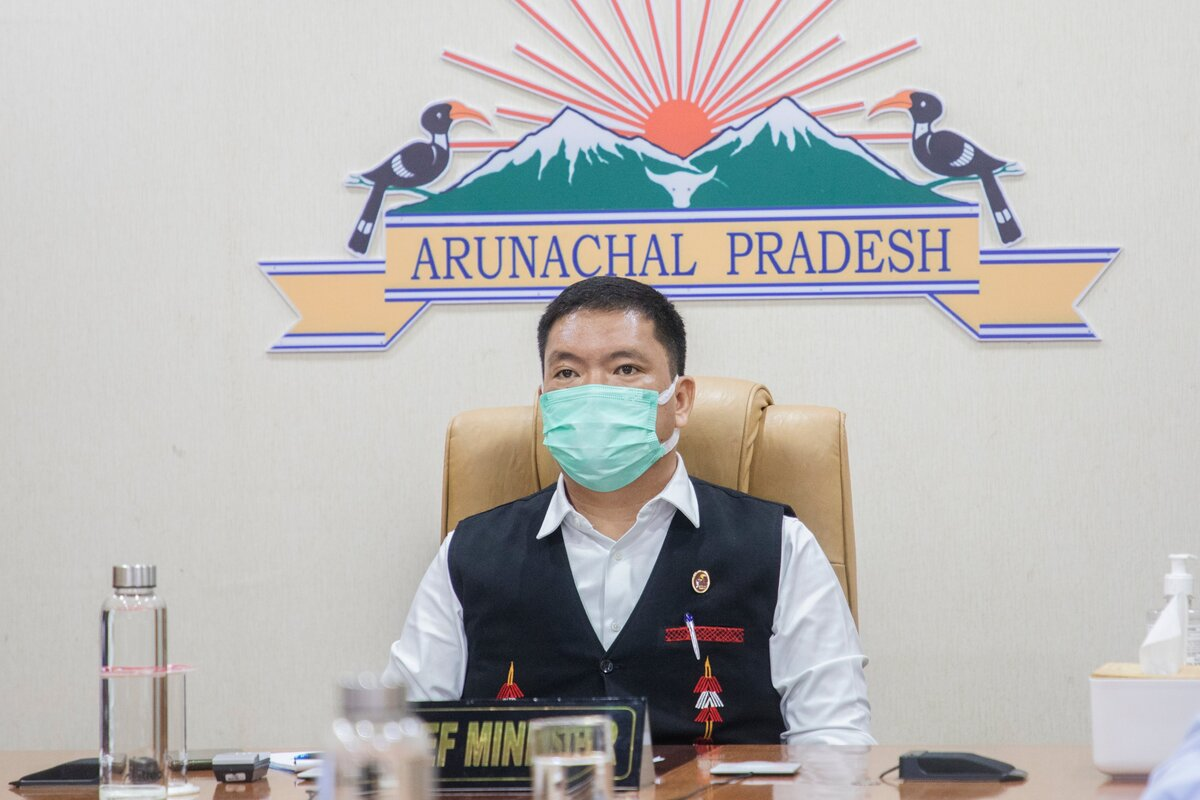 Arunachal CM thanks Modi for giving approval to modify list of names of ST