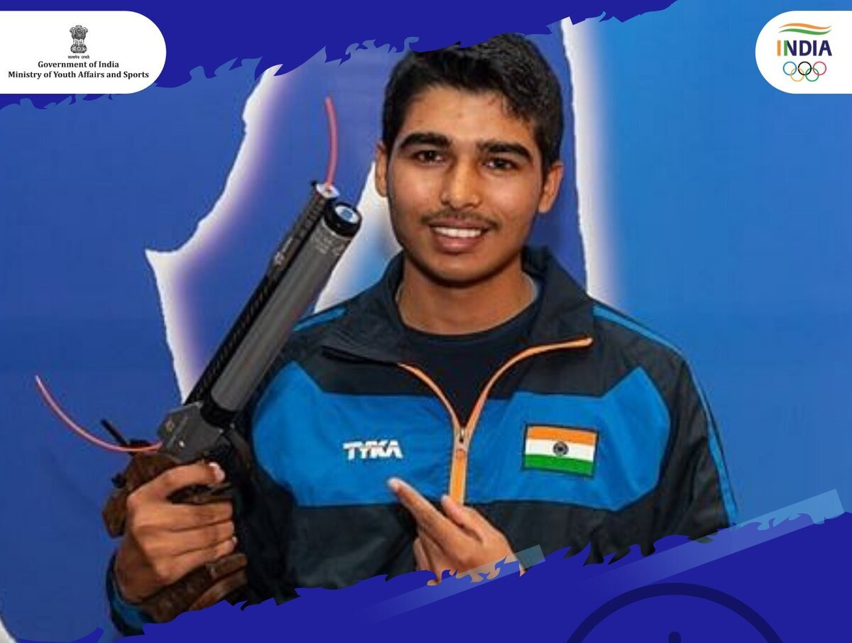 Indian shooters fail to fire as Saurabh finishes seventh