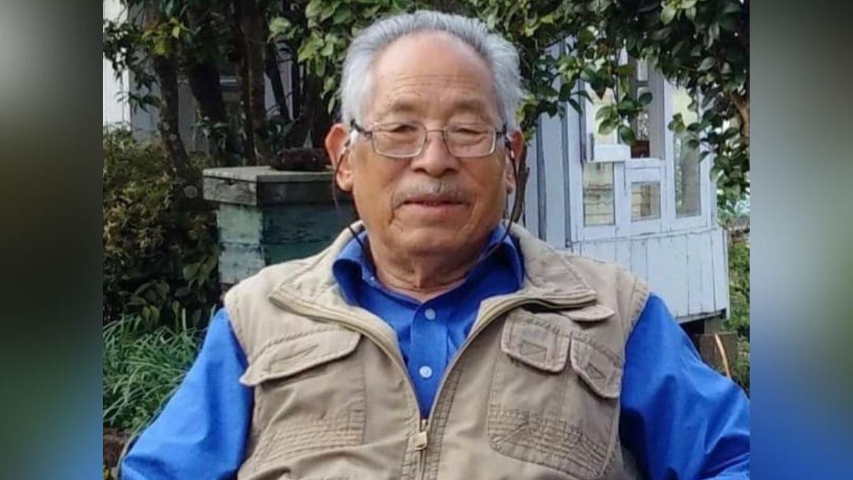 Former Nagaland minister T Kikon dies after brief illness