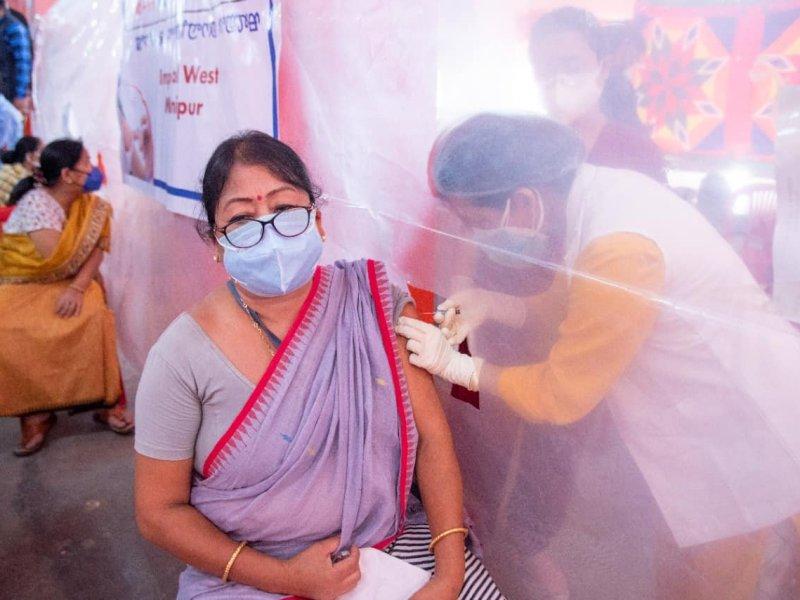 Assam Tinsukia vaccination