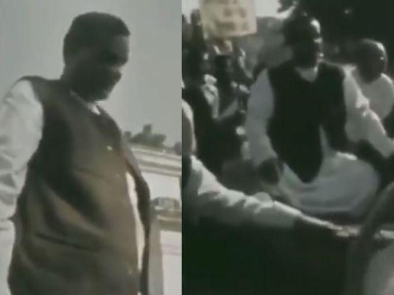 Opposition leaders share Vajpayee's 1973 petrol price hike protest video