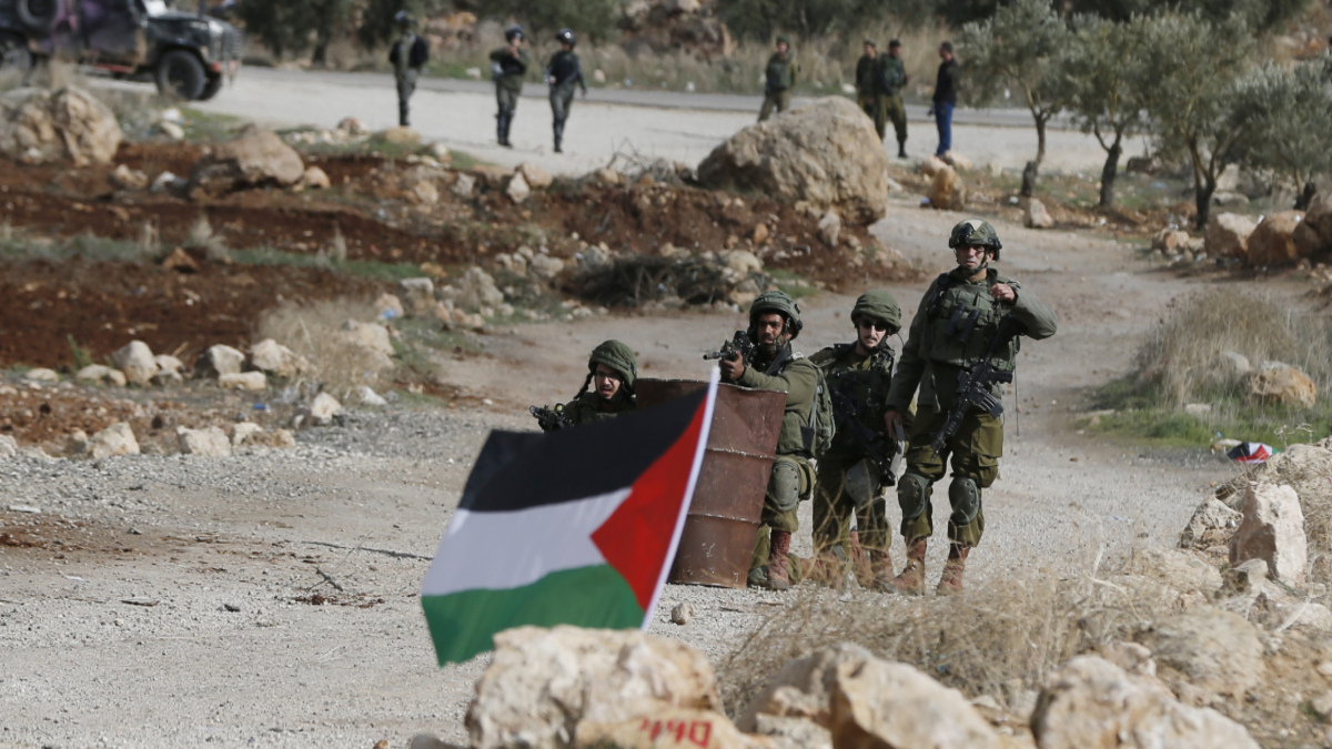 4 Palestinians killed in shootout with Israeli forces