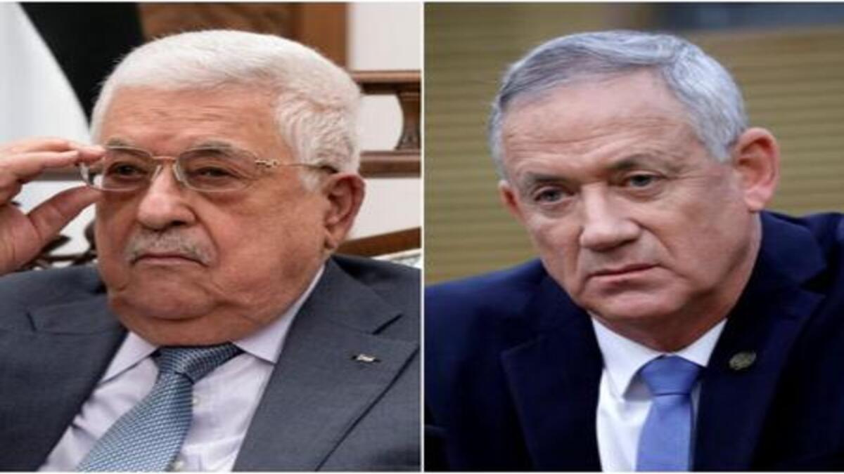 Abbas, Israeli DM hold first high-level talks in years