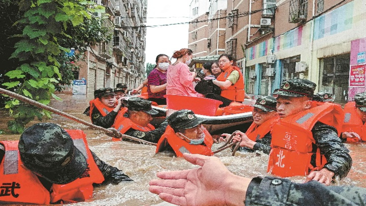 21 killed, 4 missing as heavy rain hits central China: Officials