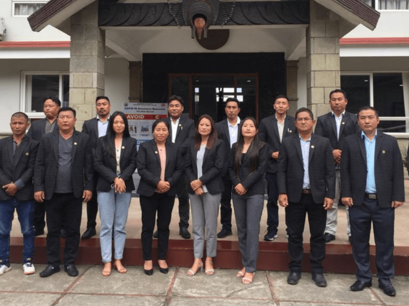 Nagaland: Angami Sports Association gears to host 50th Meet in 2022