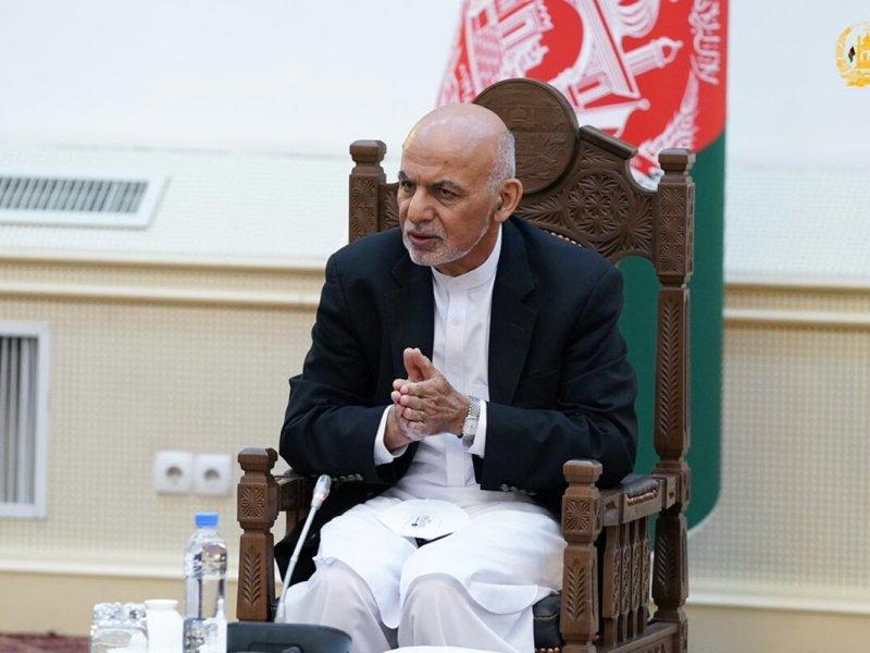 Left Afghanistan to avoid bloodshed, 'big human disaster': President Ashraf Ghani
