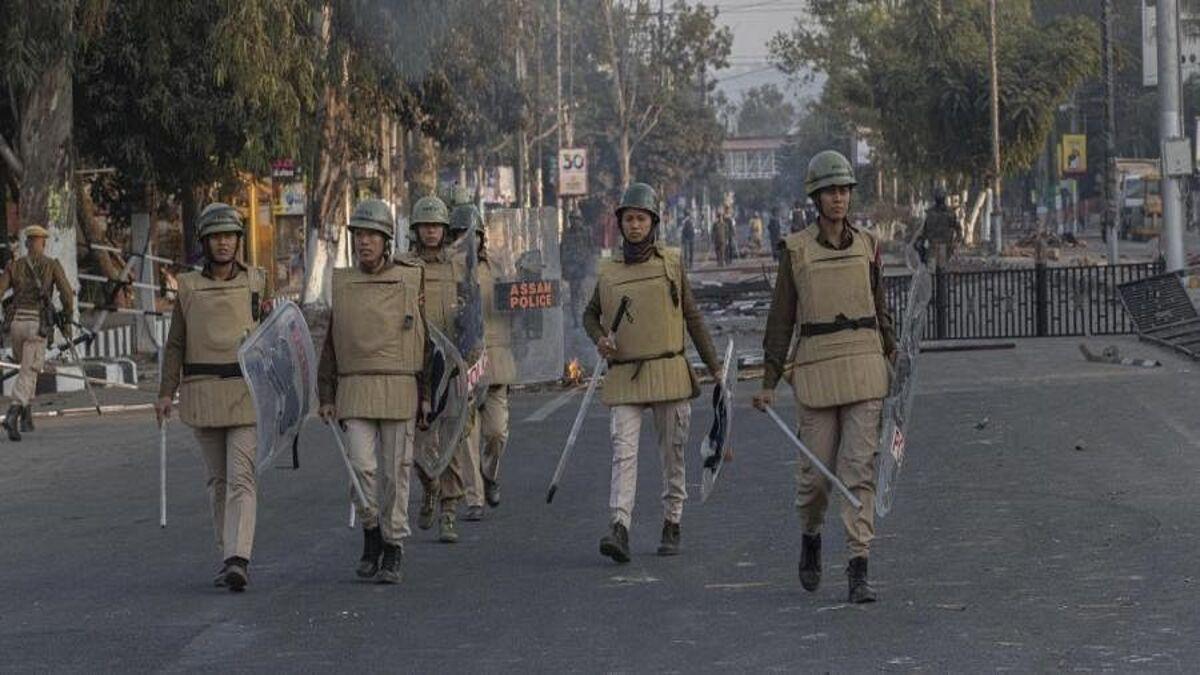 Assam Police instigated mob to attack us, alleges injured Meghalaya DSP