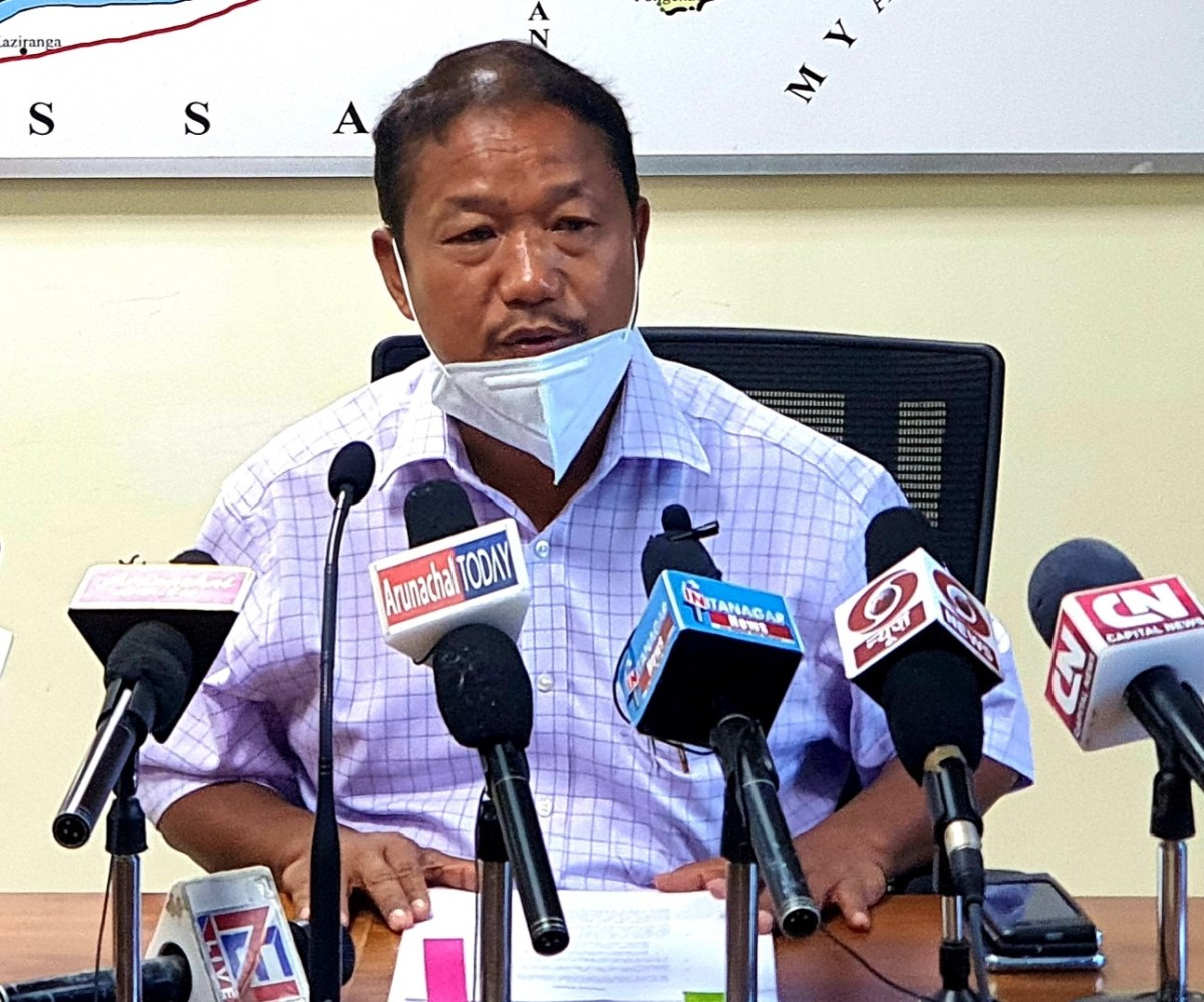 Tabling marriage and inheritance Bill in Assembly 'out of question': Arunachal govt